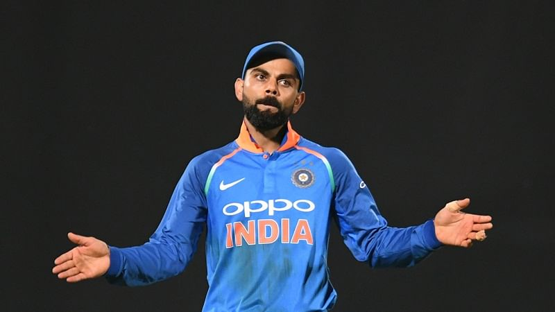 Ind vs Aus 2nd ODI: Virat Kohli breaks Rahul Dravid's record