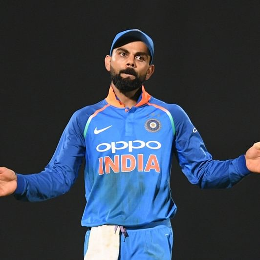 Ind vs Aus 2nd ODI: Indian captain Virat Kohli breaks Rahul Dravid's record