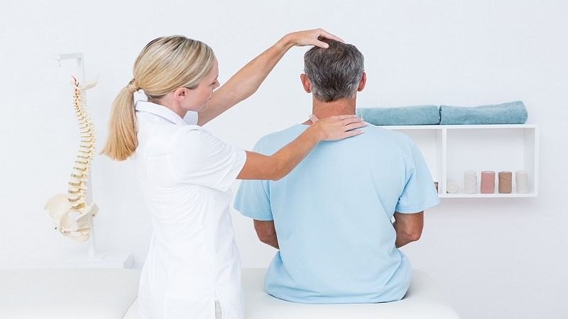 Chiropractic care may cause vision loss