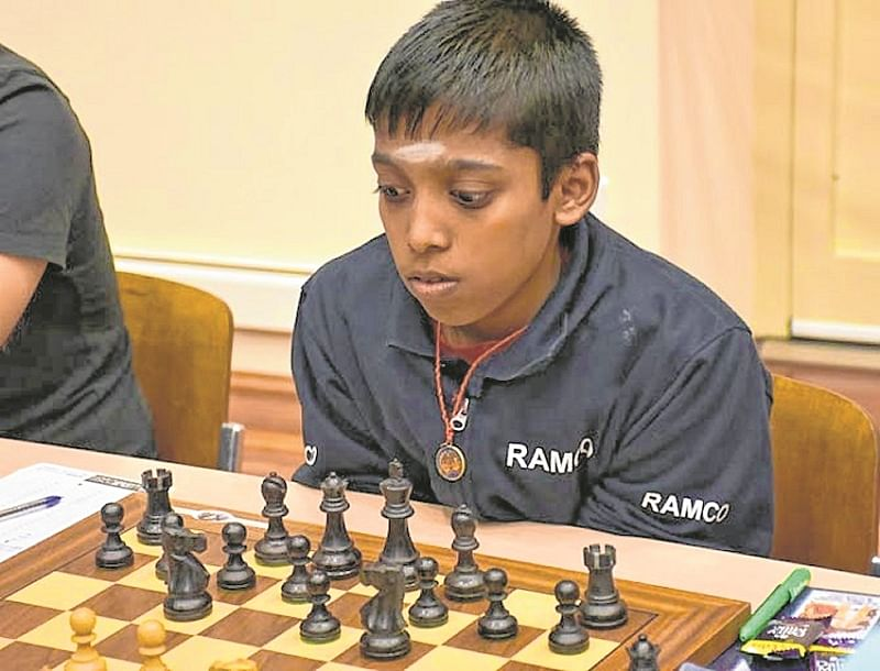 World Youth Chess Championship: Praggnanandhaa R to lead Indian charge
