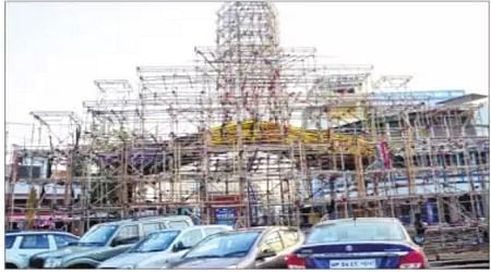 Bhopal: Nature's fury in God's own country to figure at Durgapuja pandal