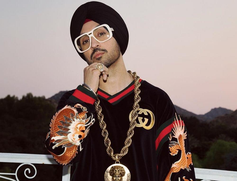 Punjabi sensation Diljit Dosanjh launches new song 'Putt Jatt Da'
