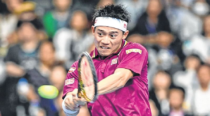 Japan Open: Kei Nishikori dumps Richard Gasquet to reach final