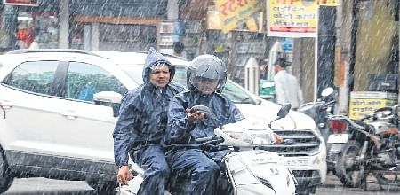 Indore: Rain chills but is no coolant