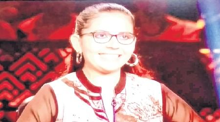 Indore: City girl reaches KBC hot seat, wins hearts