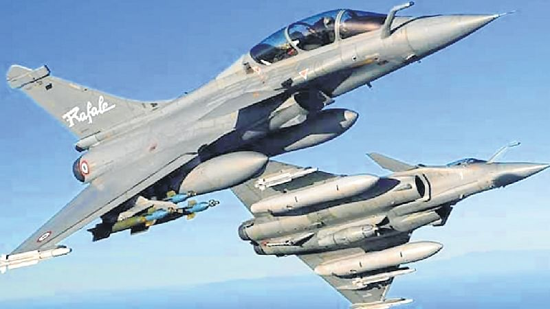 CAG doors knocked again over Rafale deal
