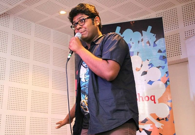 Former AIB writer and stand-up comedian Utsav Chakraborty accused of sexual harassment