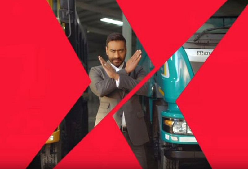 Ajay Devgn shares an action-packed teaser of 'GuessTheX' leaves us all confused