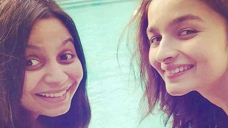 Shaheen and Alia Bhatt