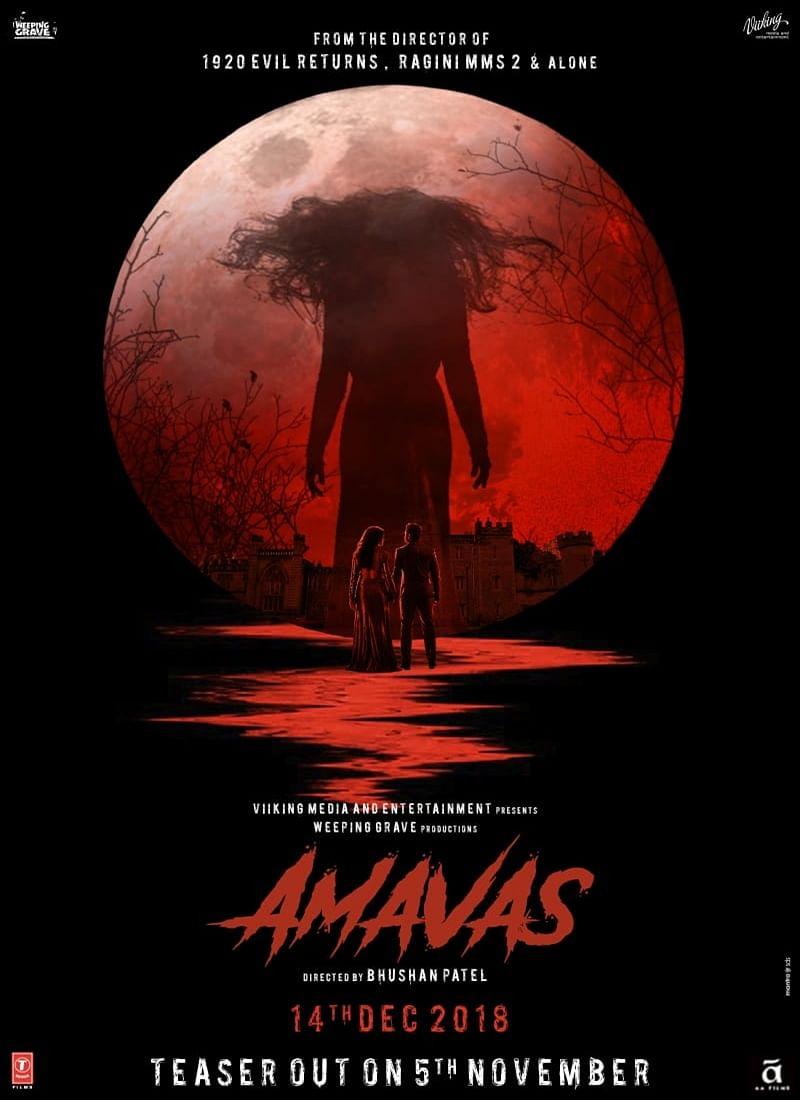 Sachiin Joshi, Nargis Fakhri starrer Amavas' poster out