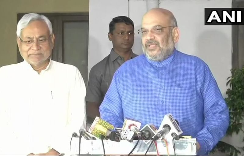 BJP-JD(U) to contest on 17 Lok Sabha seats each in Bihar, LJP on 5; official announcement on Saturday