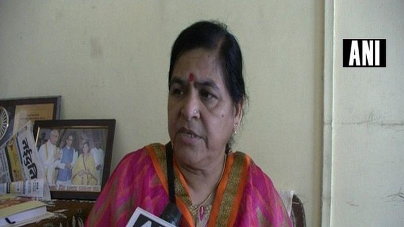 Mhow MLA Usha Thakur