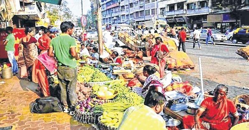 Mumbai: BMC marks first hawking zone at Borivali this year