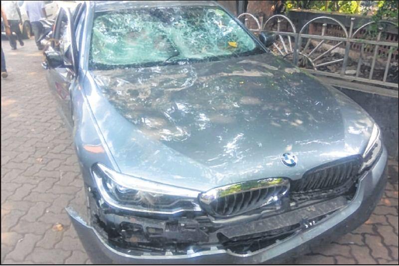 Mumbai: Motorists nab drunk BMW driver after midnight chase