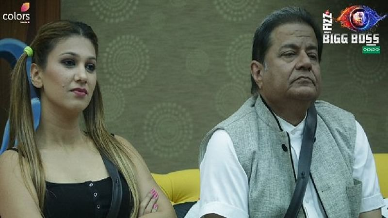 Twist in Love Story! Anup Jalota out of 'Bigg Boss 12', says there's no 'love story' with Jasleen Matharu