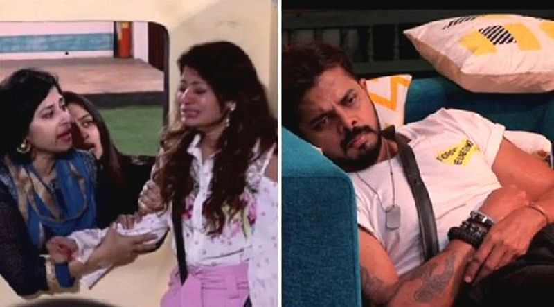Bigg Boss 12: Sreesanth refuses to go to Kaal Kothari