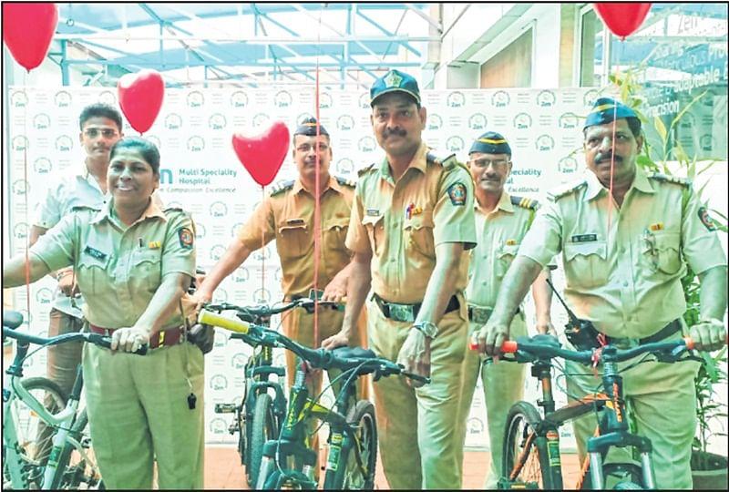 Mumbai: Cyclothon for a healthy heart