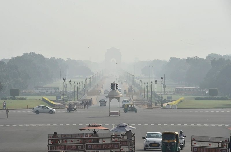 Arvind Kejriwal slams Central, Punjab govt for inaction to stop stubble burning, says Delhi will become gas chamber