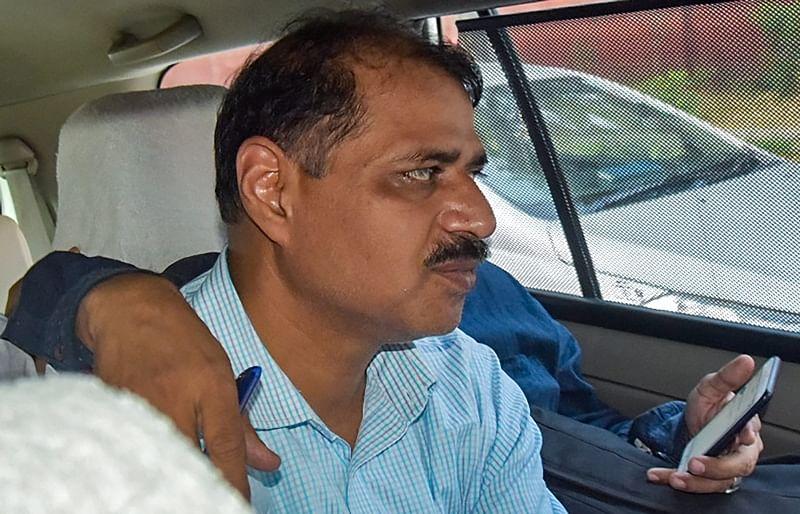 Suspended CBI DSP Devender Kumar remanded to judicial custody