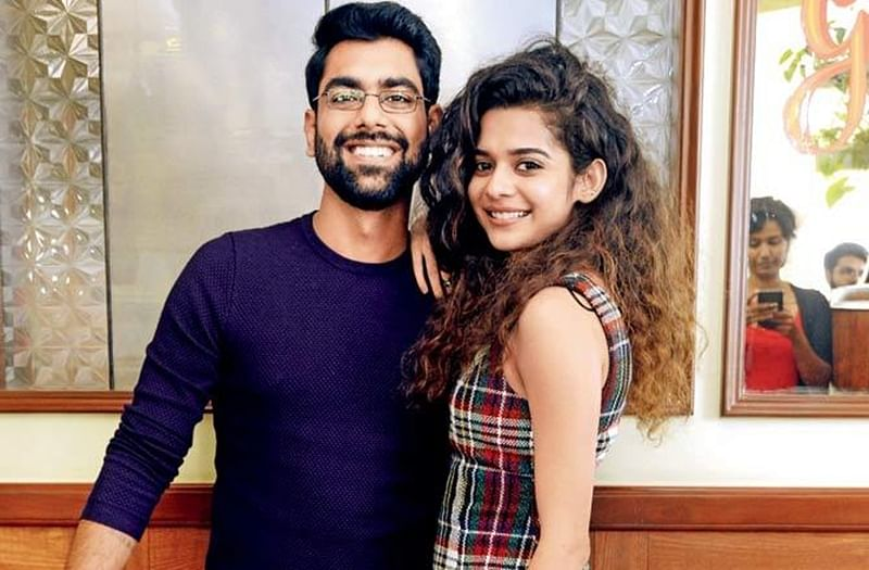 Not thought of dating each other: Mithila Palkar on Dhruv