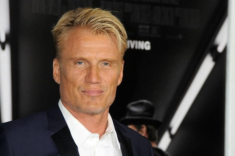 'Rocky IV' actor Dolph Lundgren tired from group sex