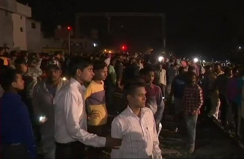 Over 50 people feared dead, several injured as passenger train in Amritsar runs over Dussehra crowd