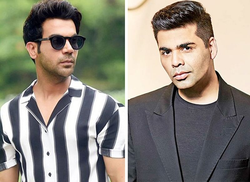 Rajkumar Rao to star in Karan Johar's Dostana 2?