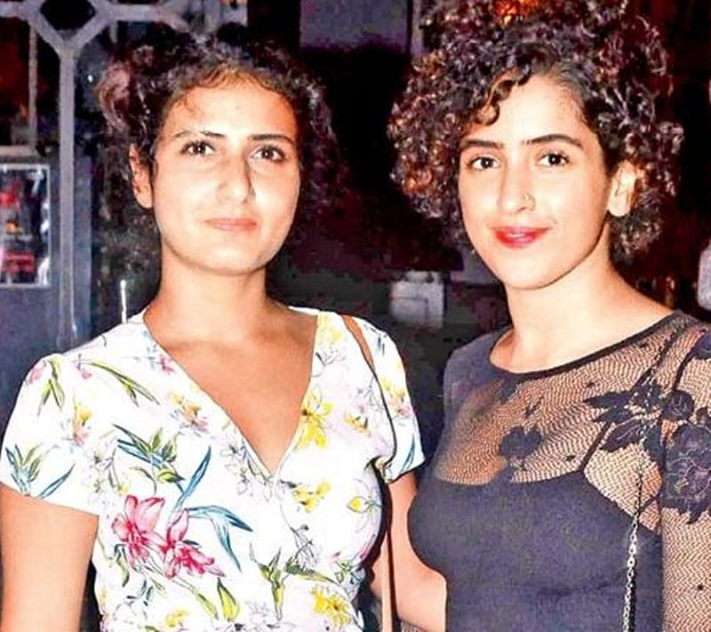 'Comparisons don't affect me,' says 'Badhaai Ho' actor Sanya Malhotra on being pitted against Fatima