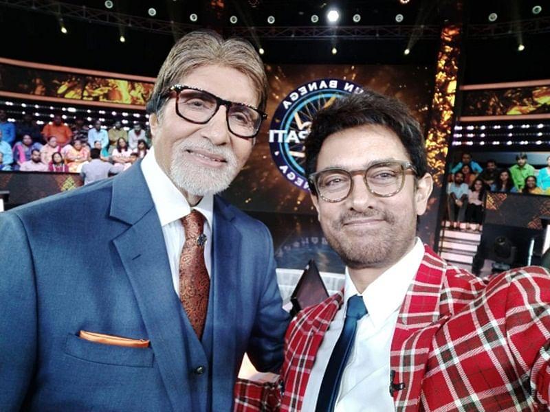 Thugs Of Hindostan: Aamir Khan and Amitabh Bachchan reunite on Kaun Banega Crorepati