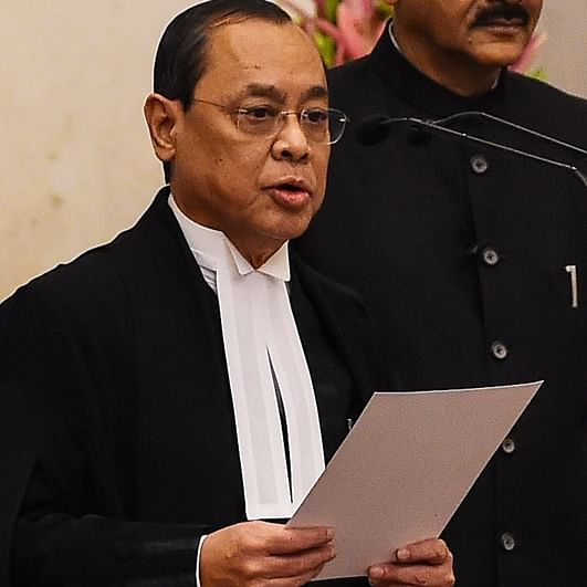 Congress questions ex-CJI Ranjan Gogoi's nomination to Rajya Sabha