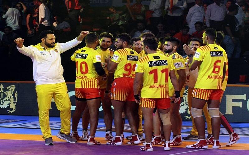 Pro Kabaddi League 2018: Gujarat Fortunegiants thrash Patna Pirates 45-27