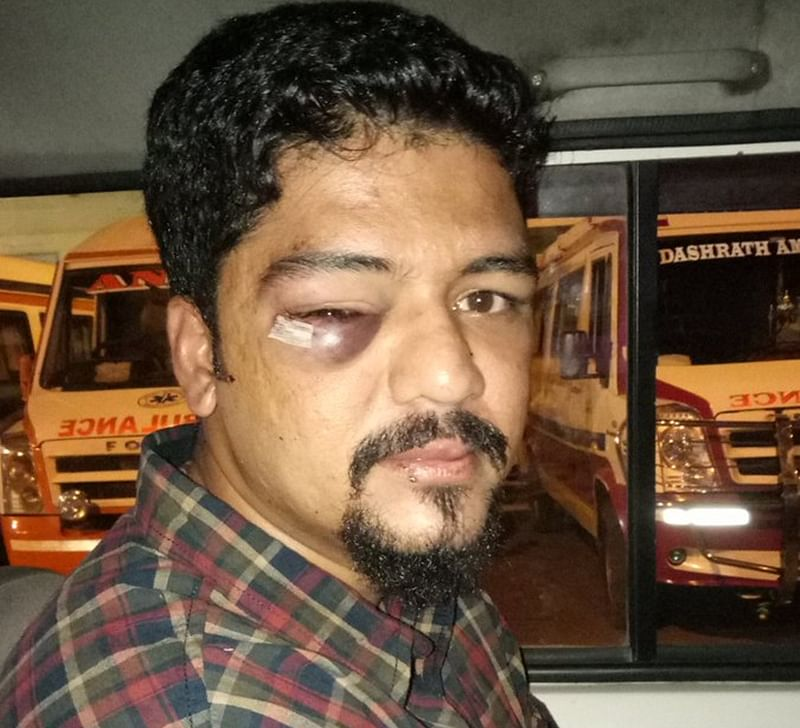 Mumbai: 4 arrested for attacking TV journalist near his home