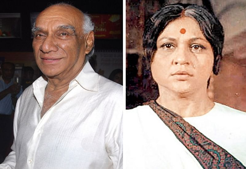 Tuesday Trivia! How Yash Chopra found the mother for 'Deewar'
