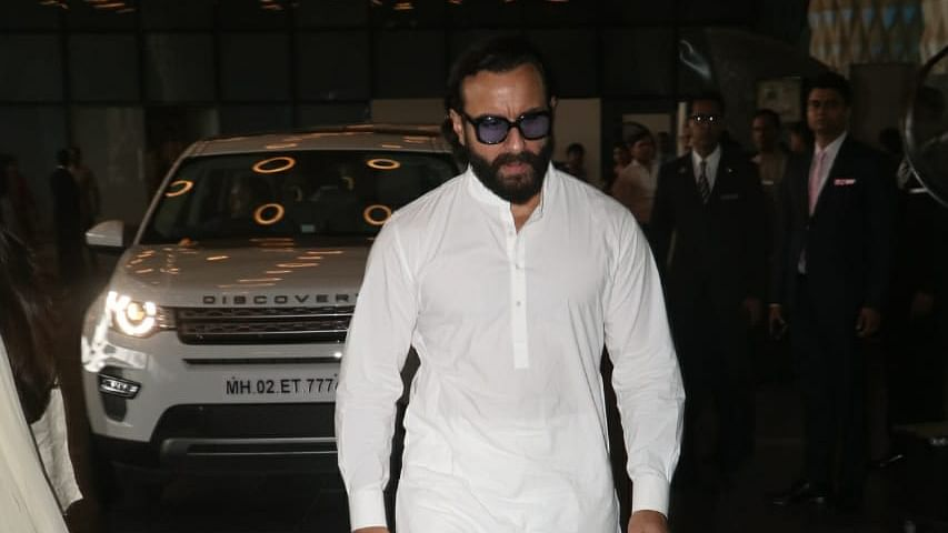 Saif Ali Khan says the failure of 'Laal Kaptaan' was 'like a mini death in the family'
