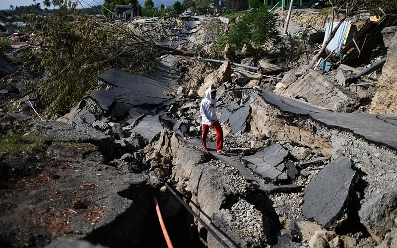 Indonesia: Death toll in earthquake-tsunami disaster crosses 1200