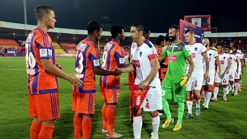 ISL 2018-19: FC Pune Citymanage 1-1 draw against Delhi Dynamos in hard-fought match