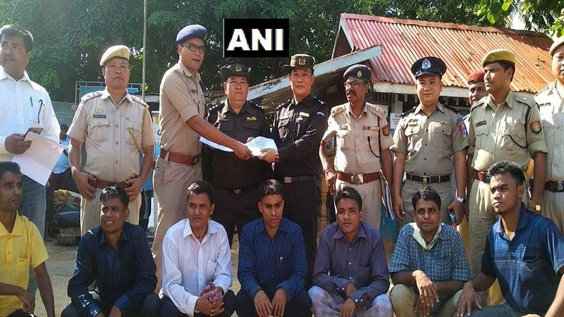 India deports seven Rohingya immigrants to Myanmar