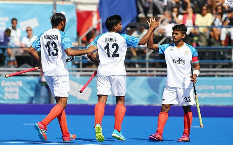 Youth Olympics2018: Indian men, women settle for silver in hockey
