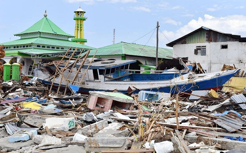 Indonesia: Death toll in Sulawesi earthquake rises to 2,010