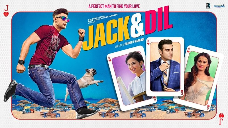 'Jack and Dil' Movie Review: Amit Sadh and Sonal Chauhan's film is complicated