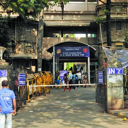 KEM burn incident: Fire brigade seeks report on ECG fire incident