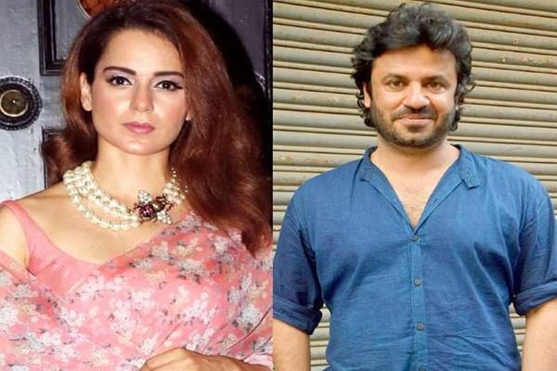 Kangana Ranaut accuses Vikas Bahl of sexual harassment, says he'd bury his face in my neck, hold me really tight