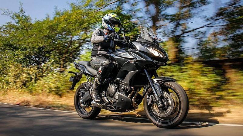 2019 Kawasaki Versys 650 Launched