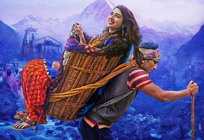 'Kedarnath' promoting love jihad? Priests want 'blanket ban' on Sushant Singh Rajput and Sara Ali Khan's next