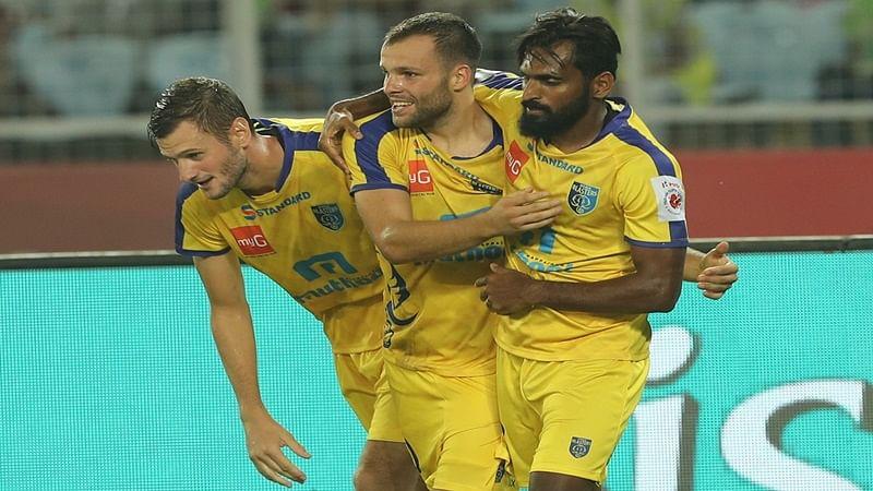 ISL 2018-19: Kerala Blasters play out 1-1 draw against Jamshedpur FC