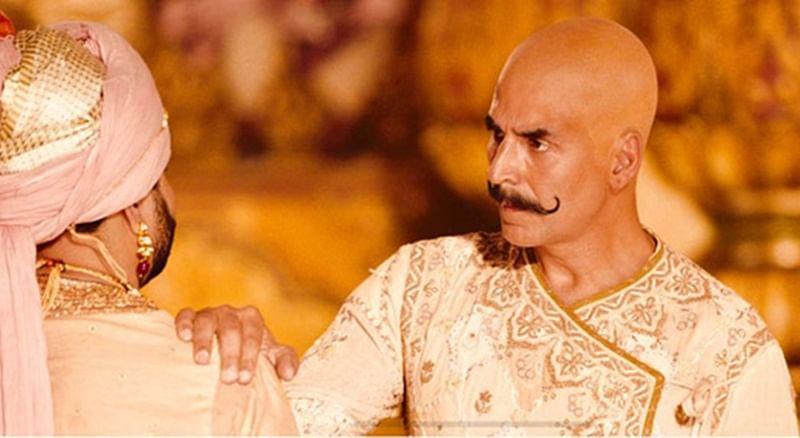 Leaked Pic! Akshay Kumar sports a bald historic warrior look in 'Housefull 4'