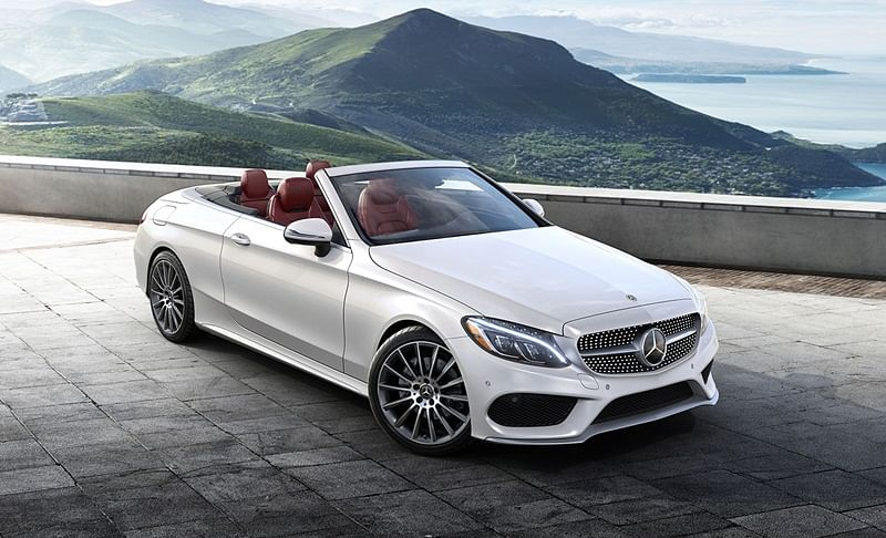 Mercedes Benz C-Class Cabriolet Launched At Rs 65.25 lakh
