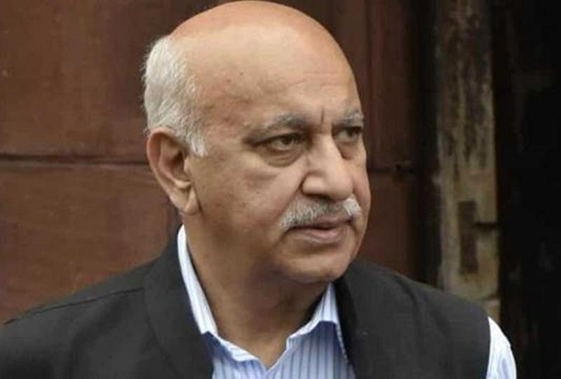 #MeToo: MJ Akbar records statement before Delhi court in defamation case against journalist Priya Ramani