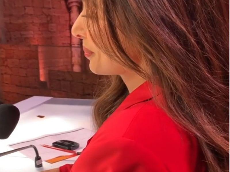 Oh stop it you! Malaika Arora dodges Karan Johar's question on Arjun Kapoor once again