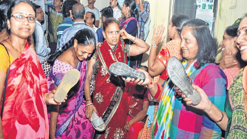 Mumbai: Insult to monk triggers brawl between temple trustees, 4 held